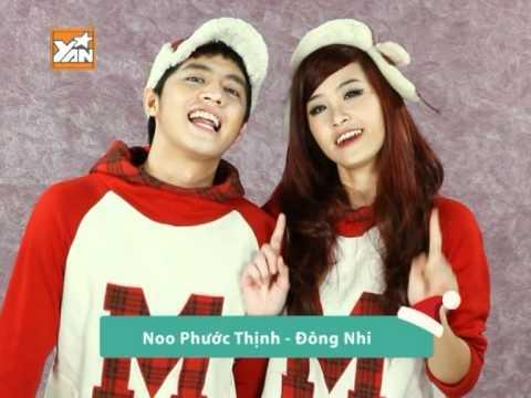 YANTV - Noo Phước Thịnh & Đông Nhi chúc mừng Giáng Sinh 2011