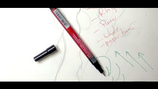 Gesture & Figure Drawing Tips | Natural Rhythm Lines: How to find them