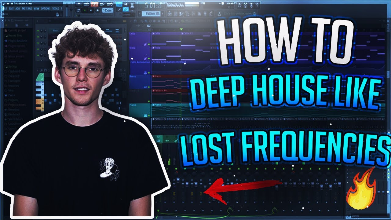 How To Drop Like Zonderling & Lost Frequencies [Project & Presets]