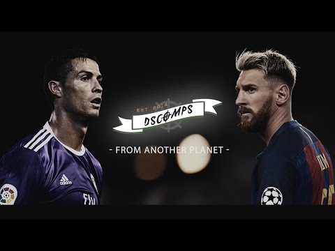 Cristiano Ronaldo VS Lionel Messi | From Another Planet - Skills,Goals & Assists // 2016/2017