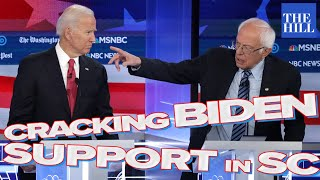 Gambar cover Panel: Bernie CRACKS Biden support in South Carolina, is this a turning point?