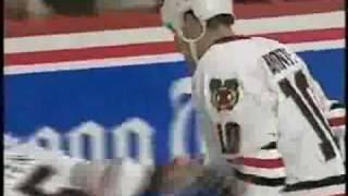 Eleven Minutes of Chicago Blackhawks History (1929-2009)