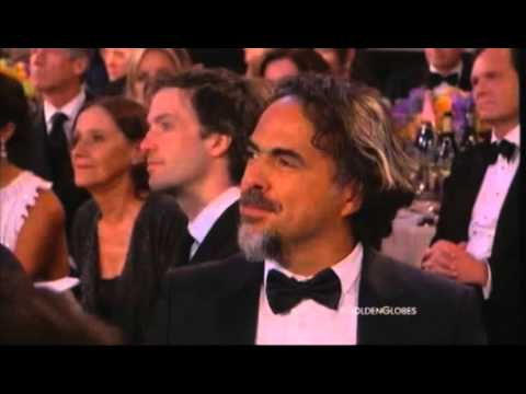 "Leonardo DiCaprio Wins ""Best Actor - Motion Picture Drama"" 