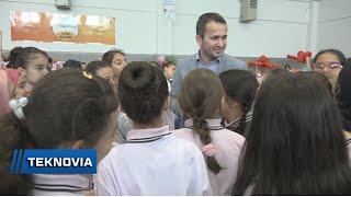 Teknovia 19. Bölüm Tubitak 4006 Ataşehir Kız Anadolu İmam Hatip Lisesi Bilim Fuarı