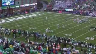 Marshall Highlights vs LaTech Football 2014 (CUSA Championship)