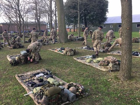 A Look into Royal Marines Accommodation at CTCRM