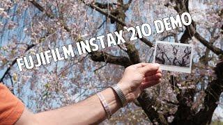 Fuji Friday! Fujifilm Instax 210