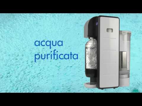 Depuratore e gasatore acqua