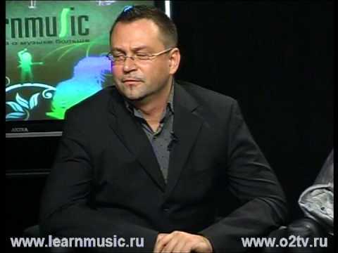 Дмитрий Коннов (Universal music) часть 4 из 8 Learnmusic 15 февраля 2009