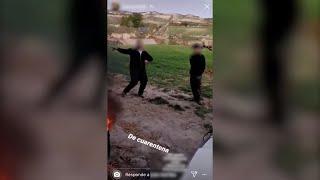 La Guardia Civil identifica a cinco jóvenes que estaban de fiesta