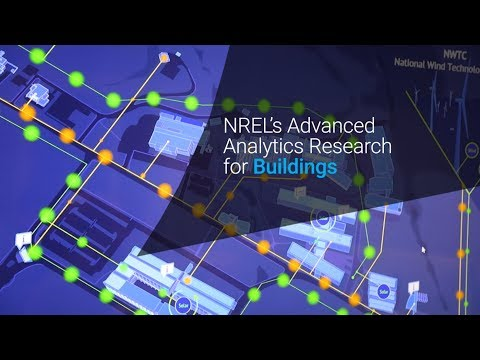 NREL's Advanced Analytics Research for Buildings - Social Media Version
