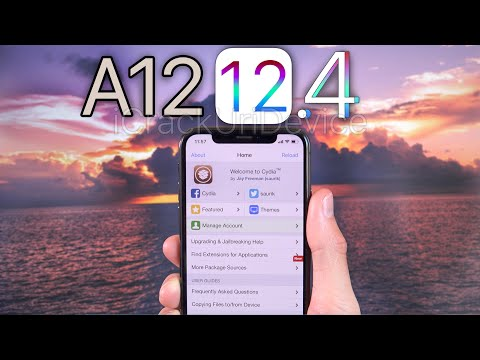 A12 Jailbreak iOS 12.4 Finished! Release Coming ASAP!