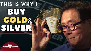 Robert Kiyosaki - Buy Gold and Silver NOW [Before The Real Crash]