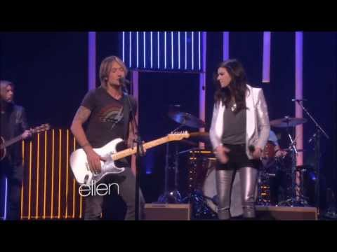 Keith Urban - We Were Us ( feat Miranda Lambert and Karen Fairchild ) - Live