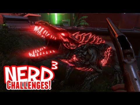 Nerd³ Challenges! Kill a Dragon - Far Cry 3: Blood Dragon
