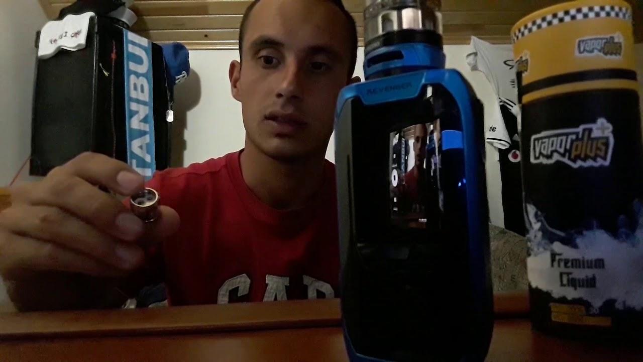 Elektronik sigara için Vata: hangisi daha iyi Elektronik sigarada pamuğun nasıl değiştirileceği