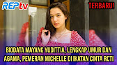 Terbaru Biodata Mayang Yudittia Lengkap Umur Agama Pemeran Michelle Di Ikatan Cinta Rcti Youtube