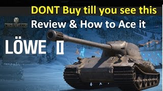 WOT Upgraded Lowe  II Review & How to Ace it.