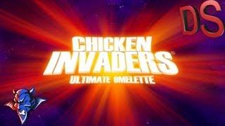 Chicken Invaders 4 Gameplay (PC)