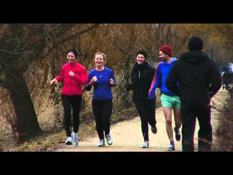 Skjult kamera - Løbere ved søerne