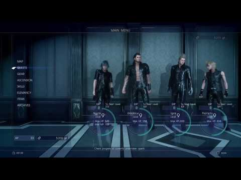 FINAL FANTASY XV: Part 6: Scenic Delivery, Kitty Catering & Aspiring Artisan