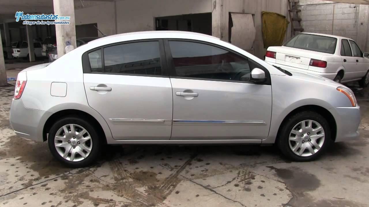 Nissan sentra custom aa cd 2011 youtube vanachro Images