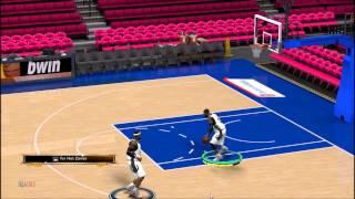 NBA 2K13 Alley-oop Tutorial HD 1080p