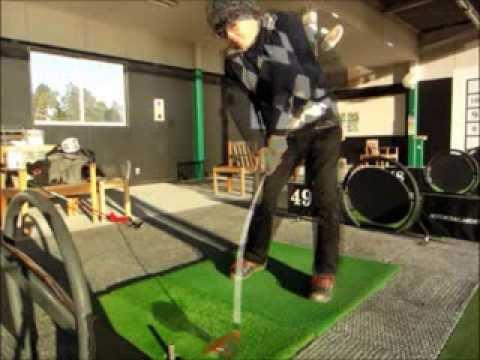 Real Body Turn Golf Swing Drill  (TODOS GOLF)