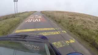GoPro Hero 3+ Black Edition (First Test) - Welsh Mountain Drive