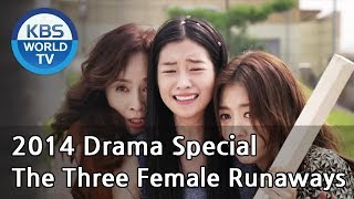 The Three Female Runaways | 세 여자 가출 소동 (Drama Special / 2014.10.17)