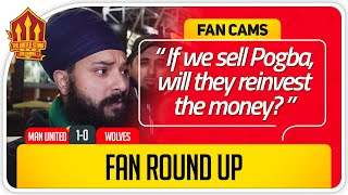 UNITED CAN BEAT LIVERPOOL! Manchester United 1-0 Wolves fan round up