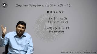 Anil Nair's Shortcut Technique to solve Modulus Problems with Positive Sign