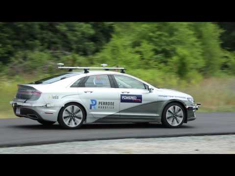"Perrone Robotics ""MAX"" Software Platform for Autonomous Vehicles: Powered by Xilinx"