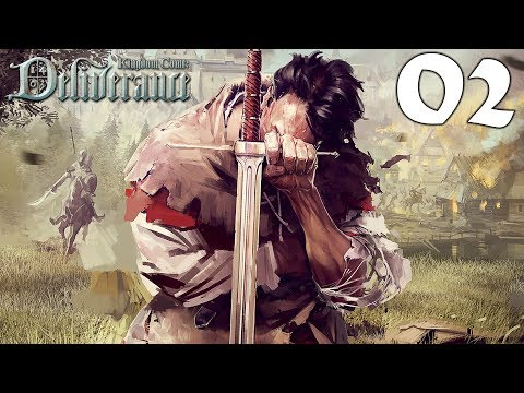 Kingdom Come: Deliverance - GDR Medievale DEFINITIVO! STORIA! - Gameplay ITA PS4 PRO Walkthrough #02