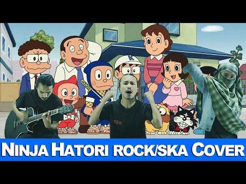 Ost Ninja Hatori Opening [Rock Ska Cover]