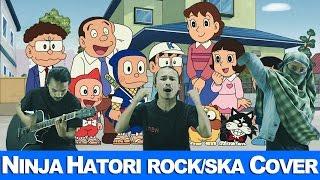 Ost Ninja Hatori Opening [Cover] SKA ROCK
