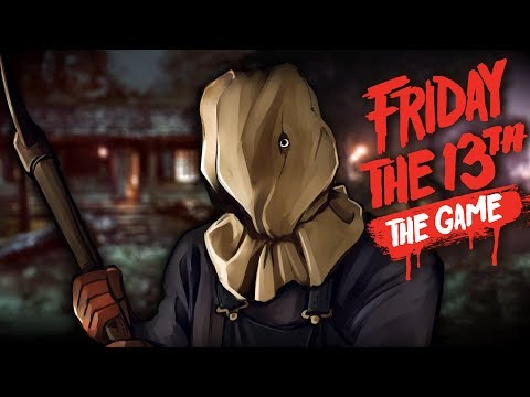 GOOFY GLITCHES, NEW PART 2 JASON DLC + GIANT ITEMS! | Friday the 13th The Game #57 Multiplayer