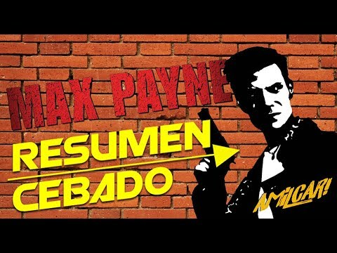 Max Payne  Resumen Cebado