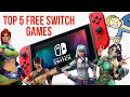 TOP 5 FREE NINTENDO SWITCH GAMES! GAMERZWORLD! BEST FREE NINTENDO SWITCH GAMES 2018!