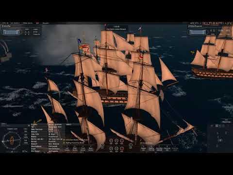 Naval Action: PB Terre-de-bas- Swedes v France.