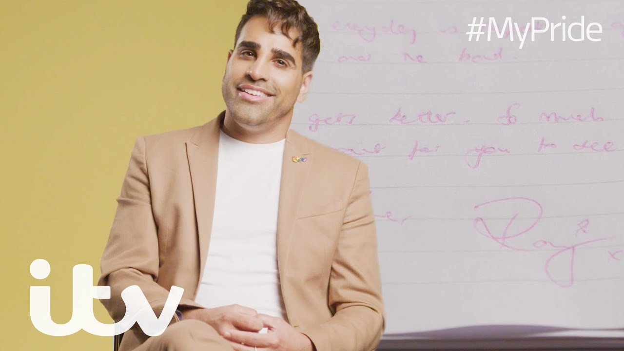 A Letter To My 14-Year-Old Self   Dr Ranj   ITV Pride #MyPride