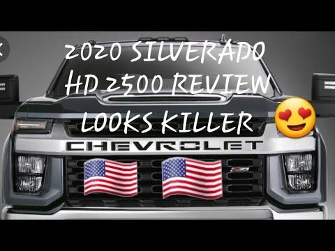 CAR REVIEW #21: 2020 CHEVROLET 2500HD