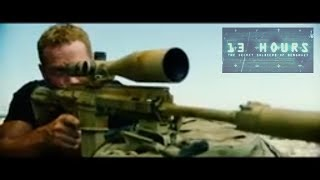 "13 Hours The Secret Soldiers Of Benghazi (2016) ""Jumbo"" Scene"