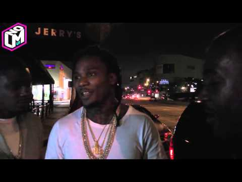 NFL Running Back Chris Johnson My Shoulder Is Coo But Yall Always Do Me Dirty in LA