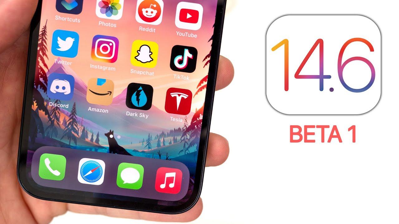 Ngày phát hành iOS 14.6 là khi nào?