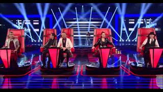 "The Voice IT | Serie 3 | Anteprima Blind Audition ""Black Dog"""