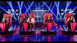 "The Voice IT   Serie 3   Anteprima Blind Audition ""Black Dog"""