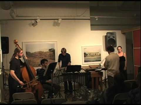 Paul Hembree: Passion (text by Georg Trakl) - San Diego New Music Collective