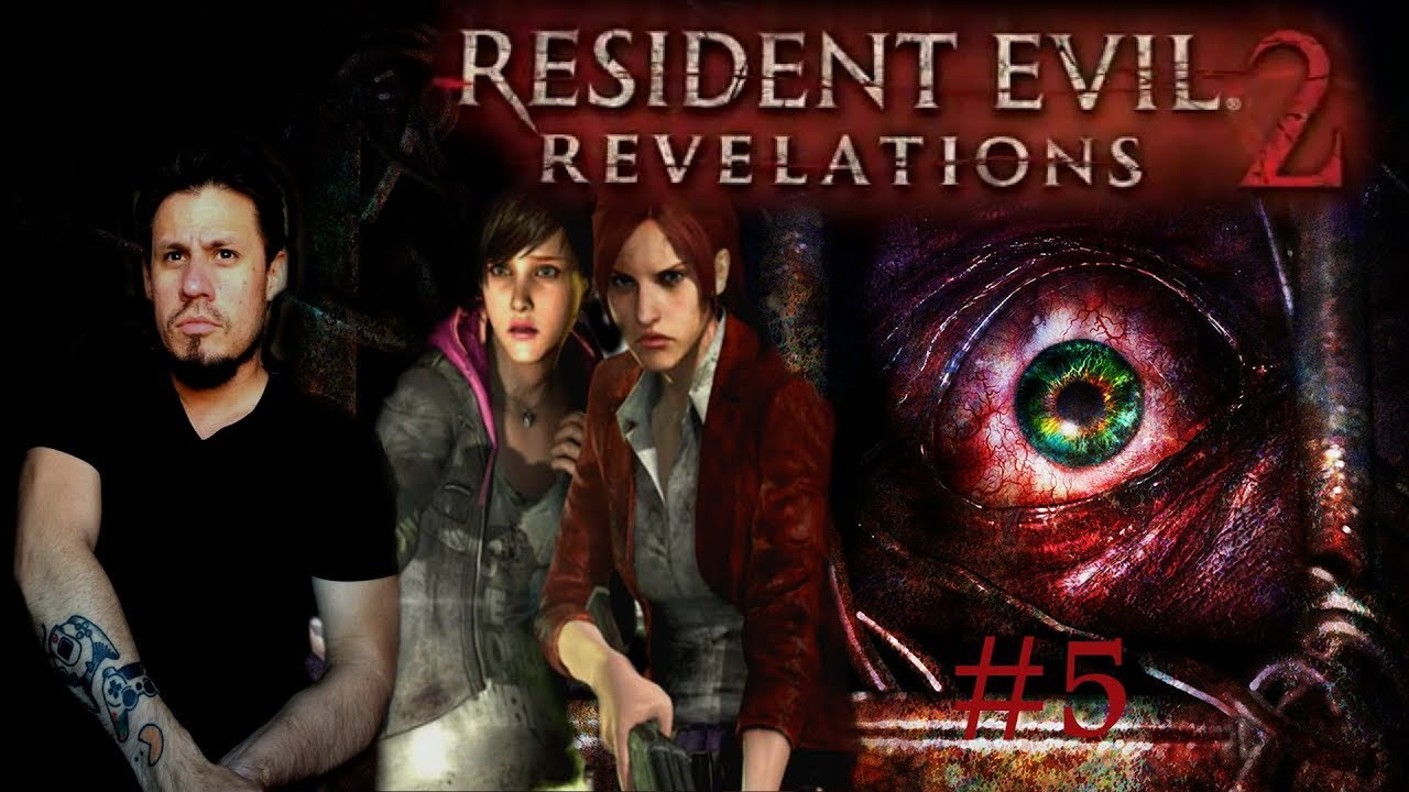 Resident Evil Revelations 2 Ps4 Gameplay Espanol Capitulo 5 Live