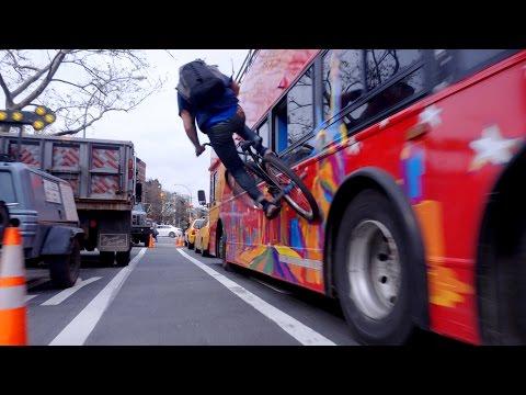 TRACK BIKES In NYC 🇺🇸  W/ Ed Wonka
